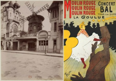 the moulin rougemmm