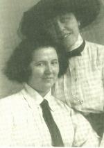 Claire Waldoff e Olga von Roeder.