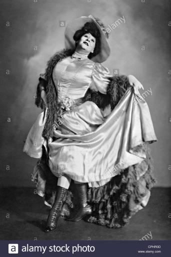 Trude Hesterberg, 1929.