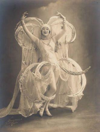 Trude Hesterberg, 1927.