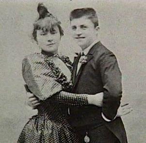 La Goulue e Valentin Le Désossé