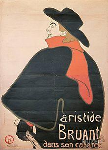 Pintura de Toulouse-Lautrec