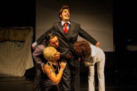 Foto do Espetáculo - Escenas de un matrimonio priísta