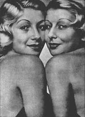 "Elvira e Rosita Pagã - ""Irmãs Pagãs"""