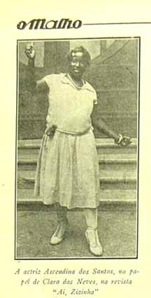 Ascendina dos Santos 1926