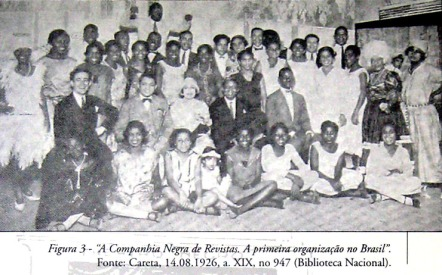 Cia Negra de Revistas - imagem do livro Corações de Chocolat. Fonte: Fonte: Careta, 14.08.1926, a.XIX, no974 (Biblioteca Nacional)