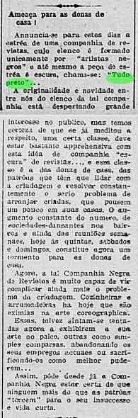 No Jornal do Brasil, 31 de julho de 1926. P.5. :