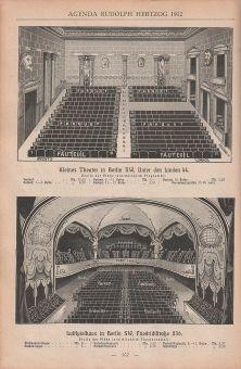 Teatro no Hotel Arnim
